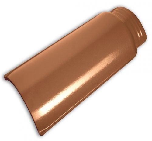 WAVE PINHAO ROOF RIDGE TILE