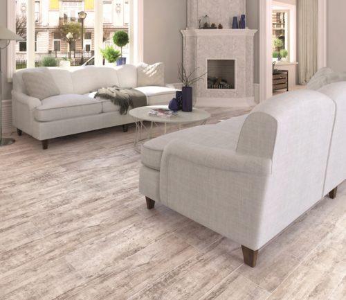 DAVOS Porcelain Floor Wood Tiles