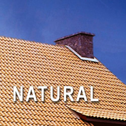 WAVE NATURAL ROOF TILE