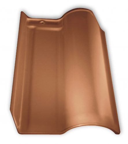 WAVE S PINHAO CERAMIC ROOF TILE
