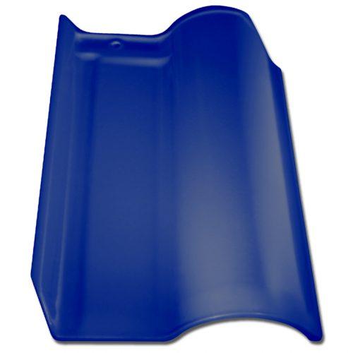 WAVE Blue Roof Tile