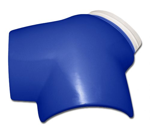 BLUE 3 WAY TERMINAL